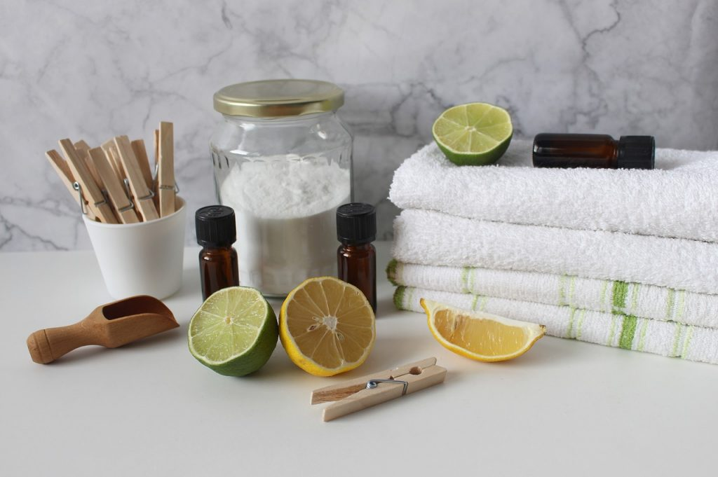 Huile essentielle Citron, utilisation