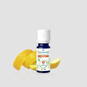 Huile essentielle Citron Puressentiel